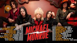 Michael Monroe: One Man Gang // Silver Lining Music