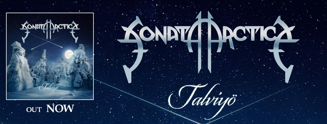 Sonata Arctica: Talviyö // Nuclear Blast