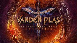 Vanden Plas : The Ghost Experiment // Frontiers Music