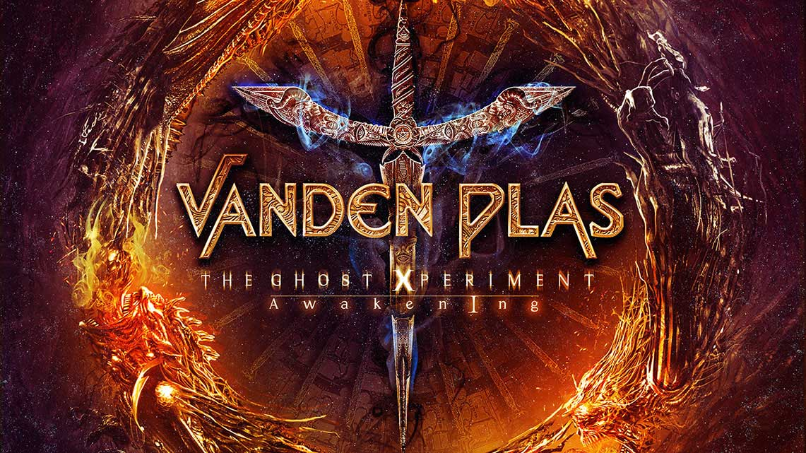 Vanden Plas : The Ghost Experiment // Frontiers Music
