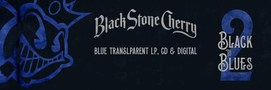 Black Stone Cherry: Back to the Blues v2 // Mascot Label Group