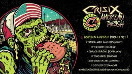 Crisix: American Thrash (Vol.I) // Listenable Records