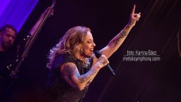 Anneke Van Giersbergen with Kamerata Zuid: Let the Light in // Agua Recording