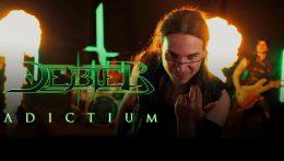 Débler: Adictium // On Fire Records