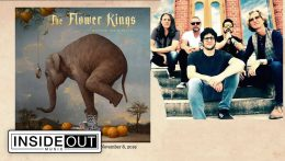 "The Flower Kings:""Waiting for Miracles""// InsideOut Music"