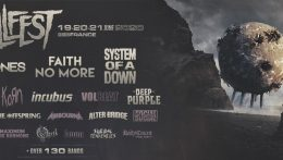 Cartel completo del Hellfest 2020