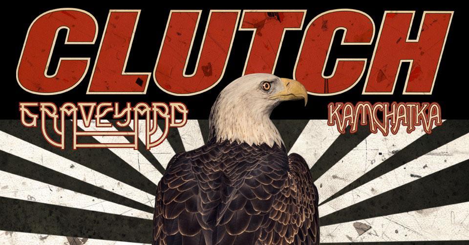 Se acerca la gira de Clutch
