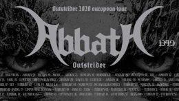 Se acerca la gira de Abbath
