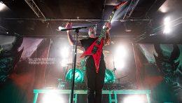 Annihilator cercanos al sold out en Madrid con su show trasher y adrenalínico