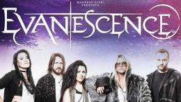Concierto exclusivo de Evanescence en Madrid en 2020