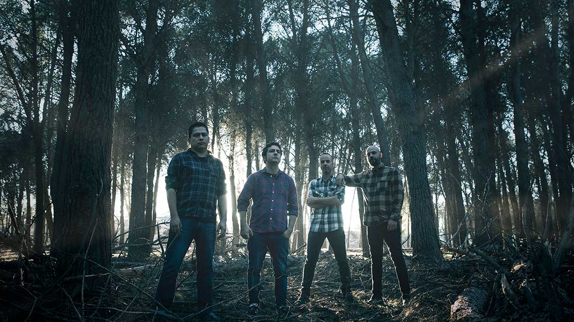 Estrenamos «Zykas Revoluta» nuevo single de Firewood