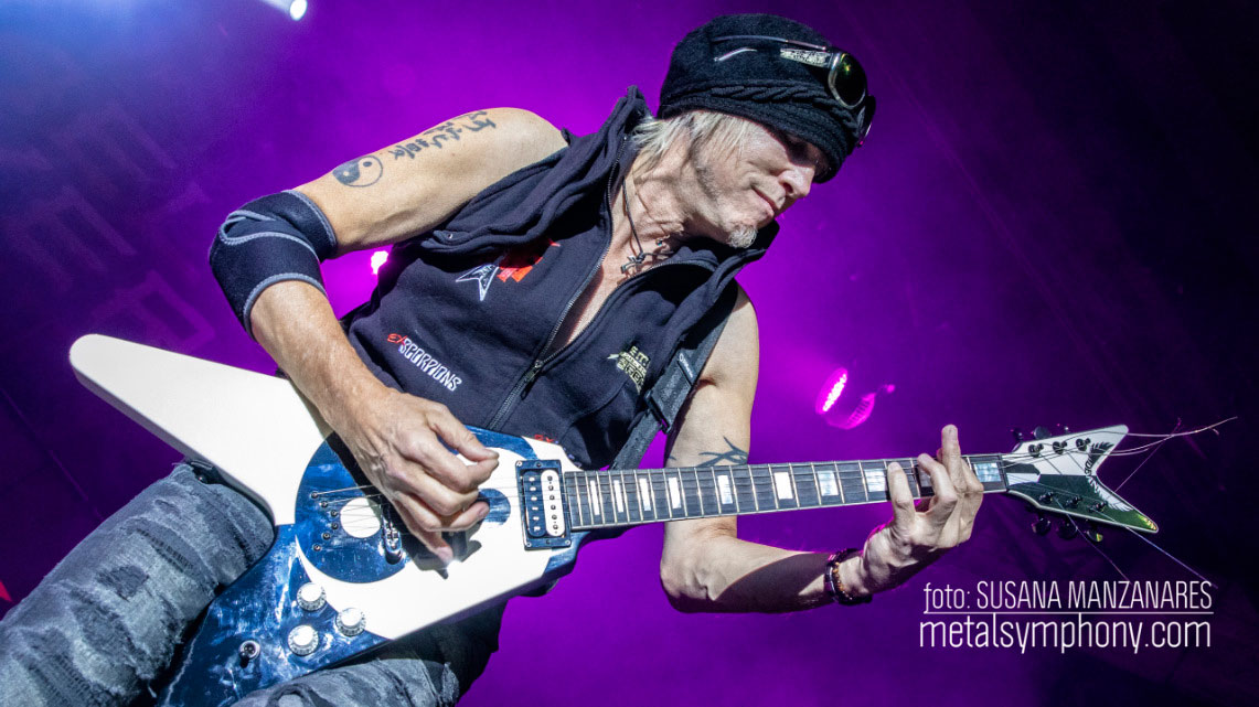 Michael Schenker Fest, Saratoga, The toy Dolls, Sons of Apollo, Xtasy…