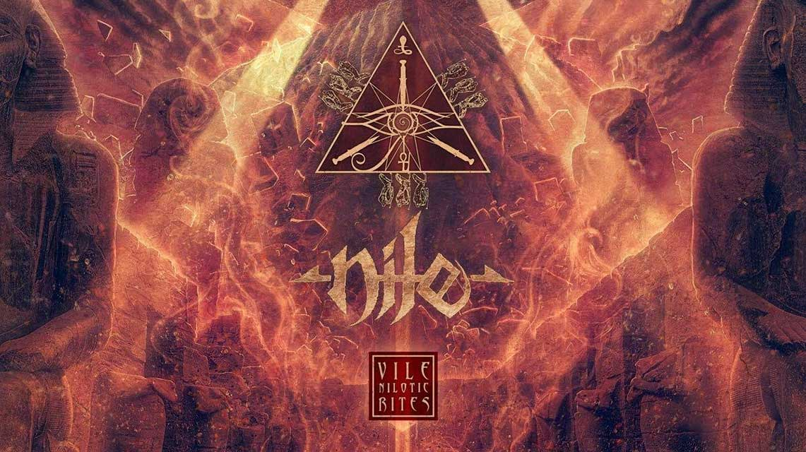 Nile: Vile Nilotic Rites // Nuclear Blast