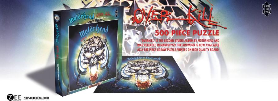 Arte del rock en 500 piezas