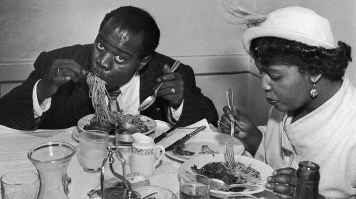 Comer y cantar: Soul Food & Blues – Héctor Martínez // Lenoir Libros