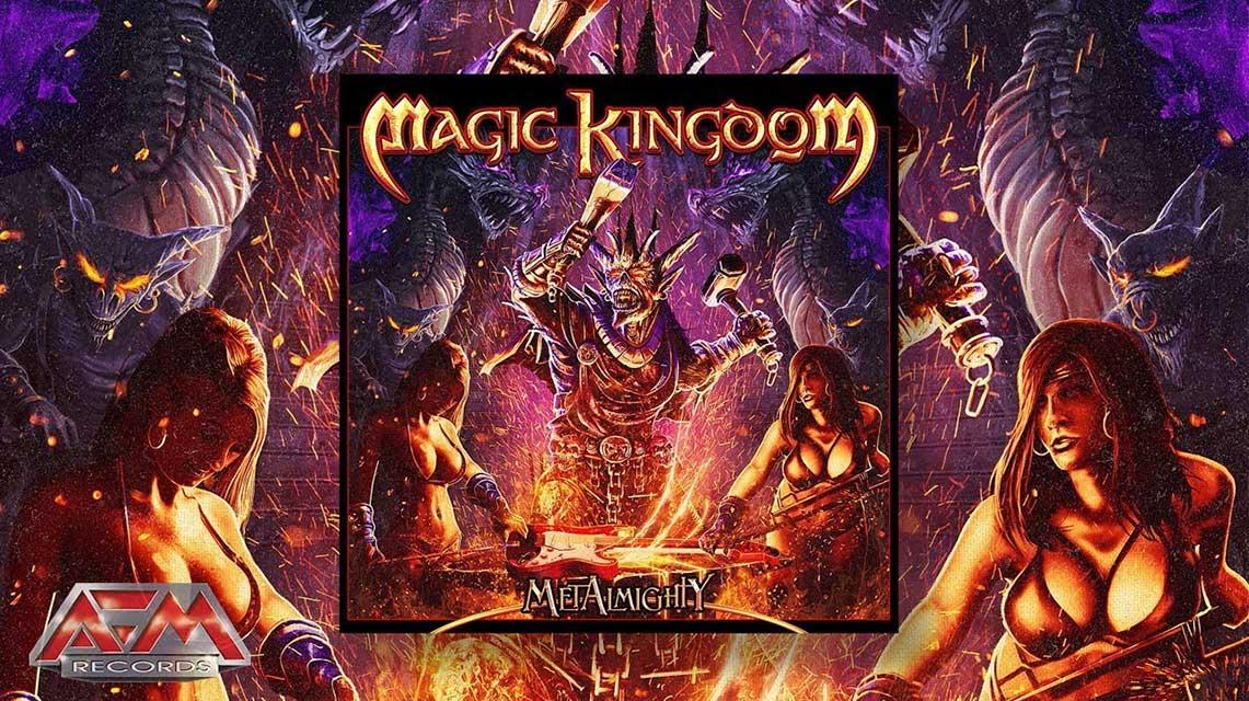 Magic Kingdom: MetAlmighty // AFM Records
