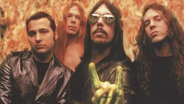 "Monster Magnet nos regalará ""Powertrip"" al completo"