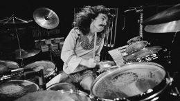 Muere Neil Peart, batería de los legendarios Rush