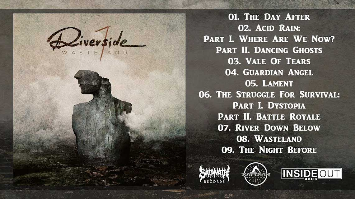 Hoy comienza la gira de Riverside por España