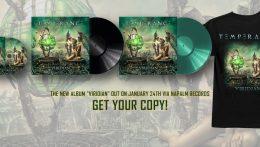 Temperance: Viridian // Napalm Records