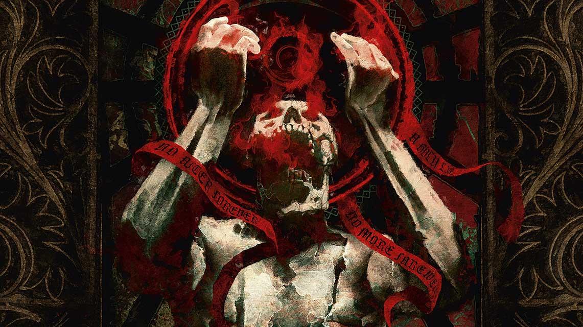 Cyhra: No Halos In Hell // Nuclear Blast