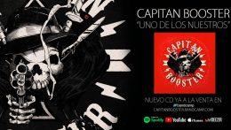 Capitan Booster: Uno de los nuestros // Autoeditado