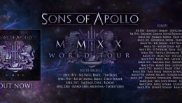 Sons of Apollo : MMXX // InsideOut Music