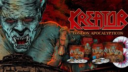 Kreator: London Apocalypticon. Live At The Roundhouse // Nuclear Blast