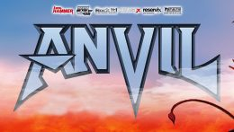 Anvil: Legal at last // AFM Records