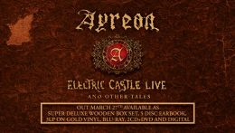 Ayreon: Electric Castle Live and other Tales // Mascot Records
