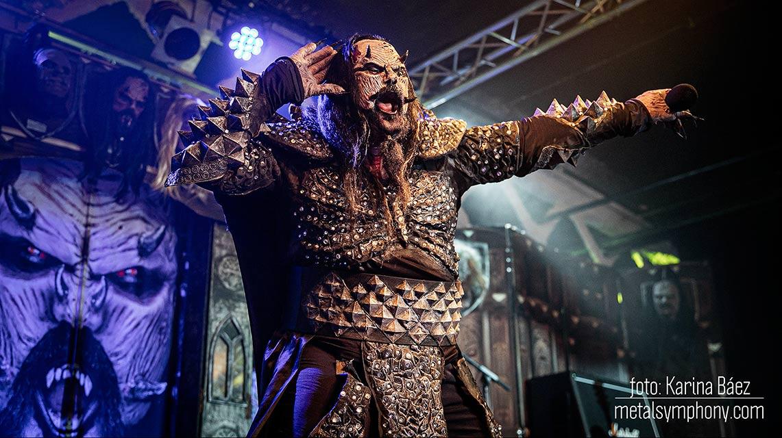 Lordi siguen gustando en Barcelona