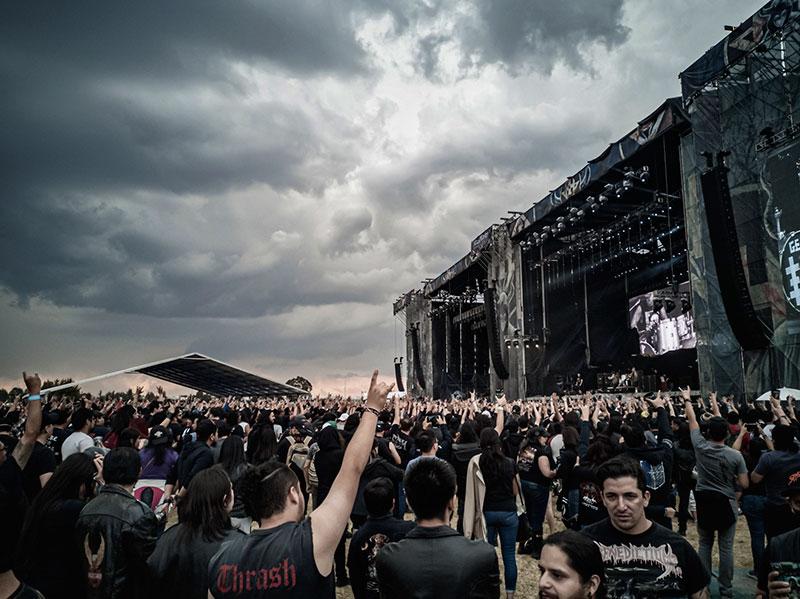 Deep Purple trajo el paraíso al Hell and Heaven 2020