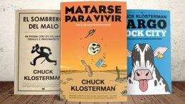 Chuck Klosterman regresa con «Matarse Para Vivir»