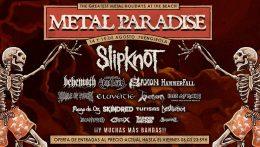 Más bandas al Metal Paradise Fest