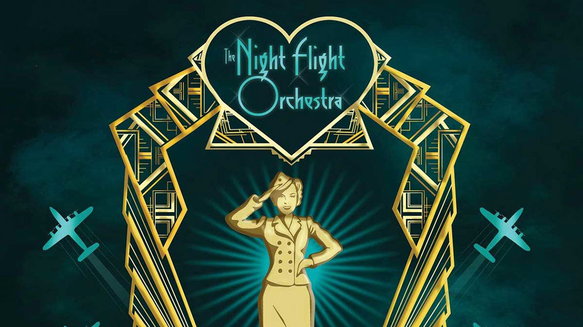 The Night Flight Orchestra: Aeromantic // Nuclear Blast