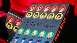 Happy Socks saca una edición limitada de calcetines de Queen