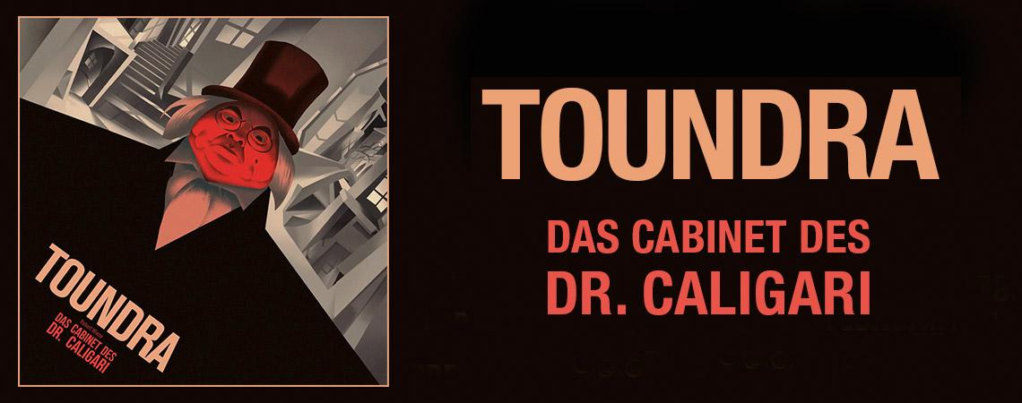 Toundra:  Das Cabinet Des Dr. Caligari // InsideOut Music