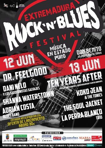 Magnus Karlsson, Toundra, House of Lords, Rock Fest BCN, Lacuna Coil...