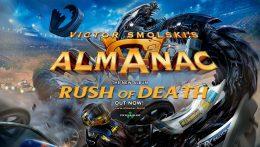 Almanac: Rush of Death // Nuclear Blast