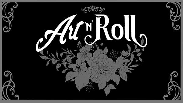 Nace la primera exposición virtual Art'n'Roll, que une arte y música