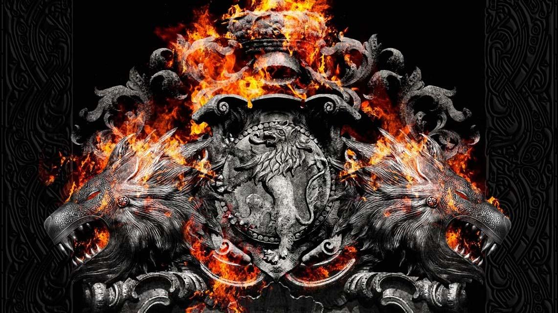 British Lion: The Burning // Explorer1 Music (E1)