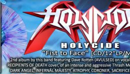 Holycide: Fist to face // Xtreem Music