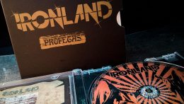 Iron Land: Profetas // Hell Machine  Records