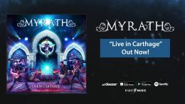 Myrath: Live in Carthage // earMUSIC