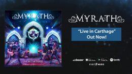 Myrath: Live in Carthage // earMUSIC