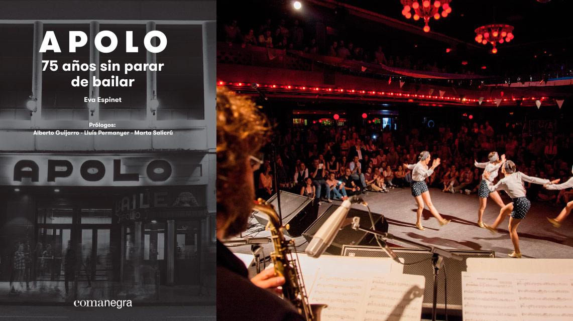 Entrevista a Eva Espinet sobre «Apolo,75 años sin parar de bailar»