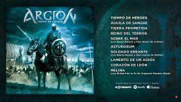 Argion: Tiempo de héroes // Maldito Records