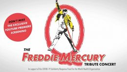 """The Freddie Mercury Tribute Concert"" hoy en YouTube"