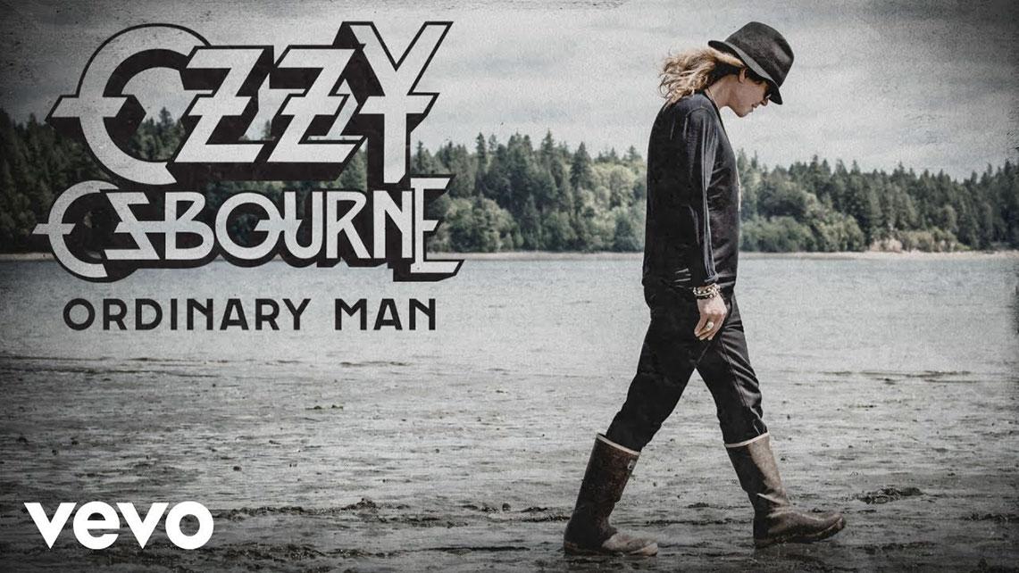 Ozzy Osbourne: Ordinary Man // Epic