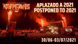Aplazado el Resurrection Fest EG 2020, pero habrá #elresuEGresiste en streaming